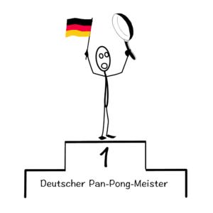 Deutscher-Pan-Pong-Meister