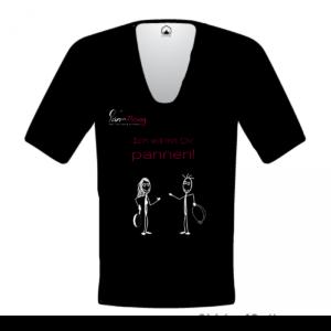 TT-Shirt Ich will mit Dir pannen!