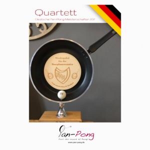 Quartett Pan-Pong-DM