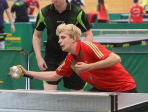 Pan-Pong DM Patrick Ludolph