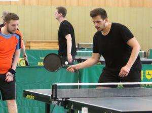 Pan-Pong-DM Patrick Salmen