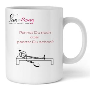Pan-Pong-Tasse